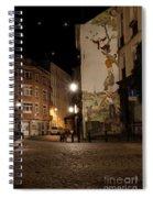 The Adventures Of Nero Spiral Notebook