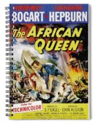 The African Queen  Spiral Notebook