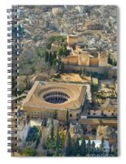 The Alhambra Aerial Spiral Notebook