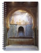 The Alhambra Spiral Notebook