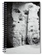 Mysterious Labyrinth  Spiral Notebook