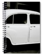 The Ambassador Spiral Notebook