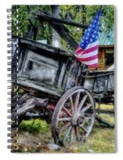 The American West Spiral Notebook