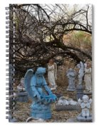 The Angels Spiral Notebook