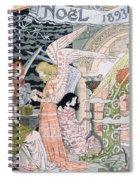 The Angels Kitchen Spiral Notebook
