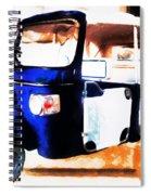 The Ape Spiral Notebook