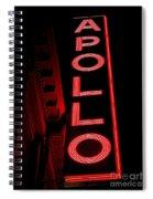 The Apollo Spiral Notebook