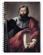The Apostle Saint James Spiral Notebook