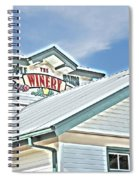 The Apple Barn Winery Pigeon Forge Tn Spiral Notebook
