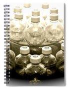 The Apple Bottle Spiral Notebook