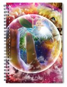 The Apple Of His Eye Spiral Notebook