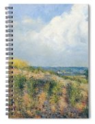 The Approaching Storm Spiral Notebook