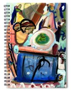 The Aquarium Spiral Notebook