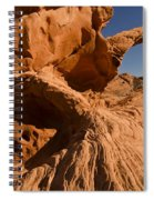 The Arch Spiral Notebook