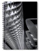The Armadillo Awakes Spiral Notebook