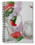 The Arrangement Spiral Notebook