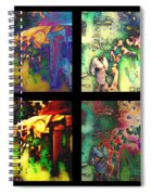 The Art Fair Spiral Notebook