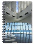 The Art Of Art Spiral Notebook