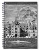 The Art Of Biltmore Spiral Notebook
