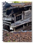 The Art Of Decay II Spiral Notebook