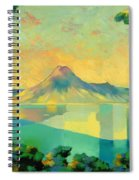 The Art Of Long Distance Breathing Spiral Notebook