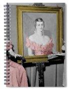 The Artist 2 Spiral Notebook