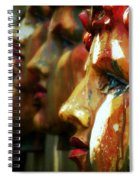 The Artist's Garden Spiral Notebook
