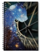 The Astronomer's Cat Spiral Notebook