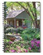 The Back Porch Spiral Notebook