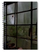 The Back Shed Spiral Notebook
