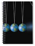 The Balance Spiral Notebook