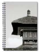 The Bali Temple Spiral Notebook