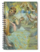The Ballet Spiral Notebook