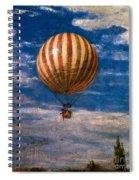 The Balloon Spiral Notebook