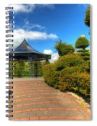 The Bandstand Spiral Notebook