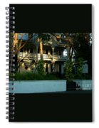 The Banyan House Resort In Key West Spiral Notebook