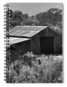 The Barn 2 Spiral Notebook