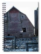 The Barn 3 Spiral Notebook