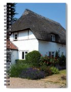 The Barn House Nether Wallop Spiral Notebook