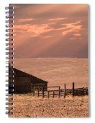 The Barn Lot Spiral Notebook