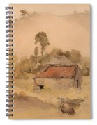 The Barns Spiral Notebook