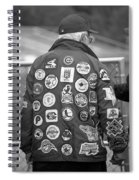 The Baseball Fan Spiral Notebook