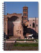 The Basilica Of Constantine Spiral Notebook