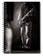 The Bassist Spiral Notebook