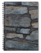 The Battery Wall Spiral Notebook