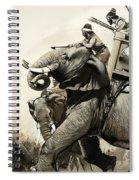 The Battle Of Zama In 202 Bc Spiral Notebook
