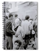 The Bazaar Spiral Notebook