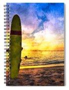 The Beach Boys Spiral Notebook