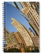 The Bean - 2 Spiral Notebook