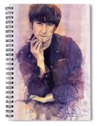 The Beatles John Lennon Spiral Notebook